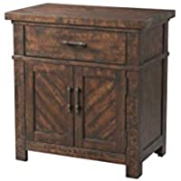 Abbey Avenue B B-Jas-NS Jasper Nightstand, Walnut