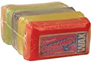 Shortys Skateboards Curb Candy 5 Pack Mini Curb Wax - 5 Pack