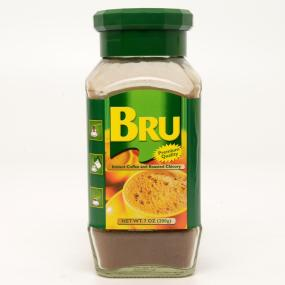 Bru Coffee, 7-Ounce Jars
