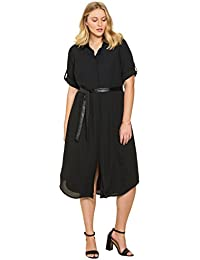 Amazon.com: Roamans - Dresses / Plus-Size: Clothing, Shoes & Jewelry