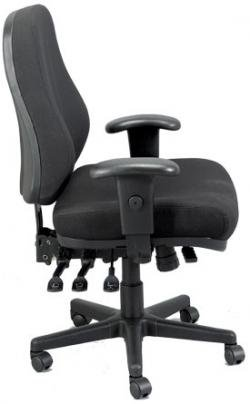 Eurotech 24/7 Mid-Back Multifunction Task Chair