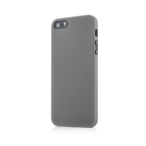 MC24® Ultra Thin Case für das iPhone 5 / 5S in grau aus Polypropylen ULTRA SLIM
