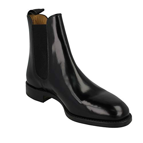 Leather Loake Boots Black 290 Mens aqwSwYgO
