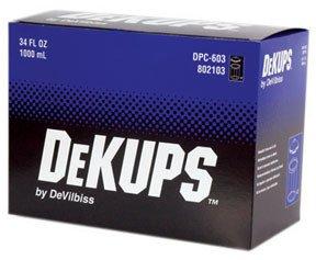 Devilbiss Frame (Devilbiss DPC-608 DeKups Reusable Cup Frame 34oz)