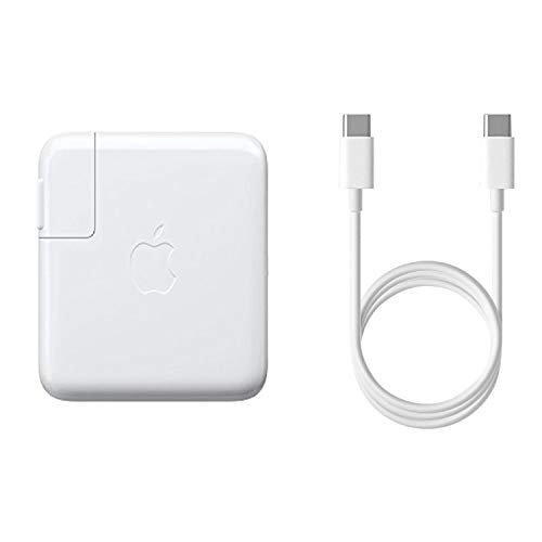 87W USB-C Power Adapter Charger for New Macbook Pro 15 Inch Laptop,Replacement Charger for Apple 87W MNF82LL/A A1708 With USB-C to USB-C Charge Cable
