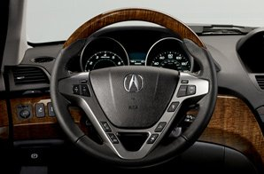 Amazoncom Genuine Acura USTXA Steering Wheel Automotive - Acura steering wheel