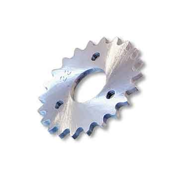 (27 Tooth Sprocket, Aluminum, 35 Chain, P5256-1