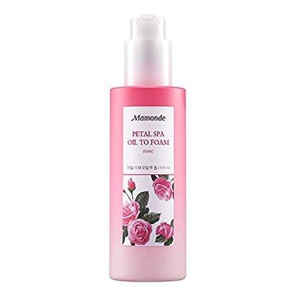 ([MAMONDE] Petal Spa Oil to Foam 175ml / Cleansing oil to foam by Amore)