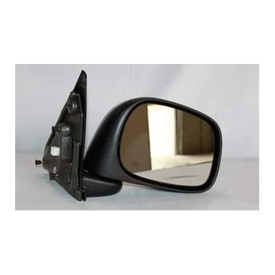 TYC 4310331 Passenger Side Power Heated Replacement Mirror Compatible with Dodge Ram Pickup: Automotive