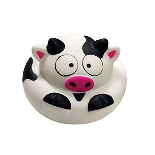 Squeeze Toys Milk Cow, Jieson Exquisite Fun Milk Cow Very Slow Rising Squishy Toys, Pressure Stress Reliever Squishies Toys for Kids ()