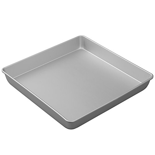 Wilton Performance Pans Aluminum Square Cake Pan, 14-Inch Cake Pan by Wilton (Image #2)