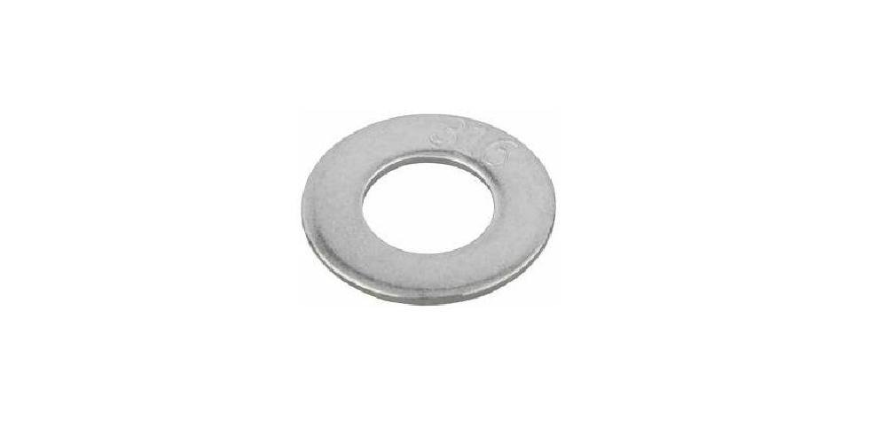 1-1//4 OD 3//8 Hole Size Pack of 25 13//32 ID 0.05 Nominal Thickness 316 Stainless Steel Flat Washer Plain Finish