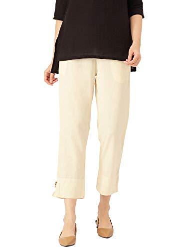 Rapsodia Women's Regular Fit Trousers