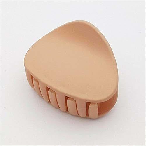 Large Plastic Banana Grip Hair Claw Hair Clip Girls Hairpin Crab Claw Jaw Clamp (Model - B 19)