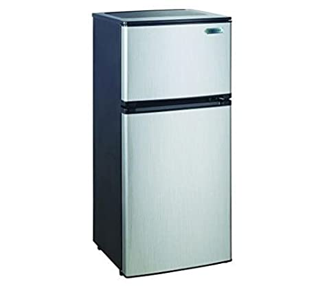 Amazoncom Magic Chef 43 Cu Ft Mini Refrigerator In Stainless
