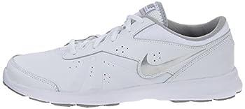 Nike Women's Core Motion Tr 2 Cross Training Shoe, Whitemetallic Silverflt Silver, 7 B(m) Us 4