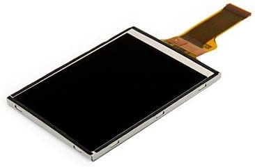 With Backlight JAJAY Replacement LCD Display Screen for Nikon S6200 CASIO N1//N2