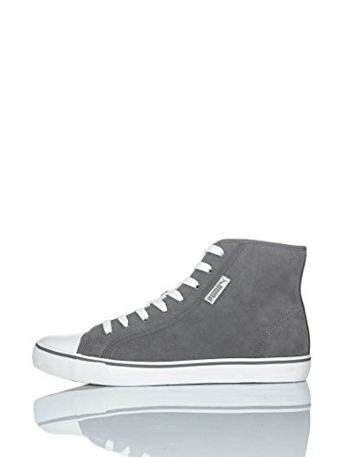 Unisex Puma Chaussures Gris Sneakers STREETBALLER MID Mode w7XxF7rq