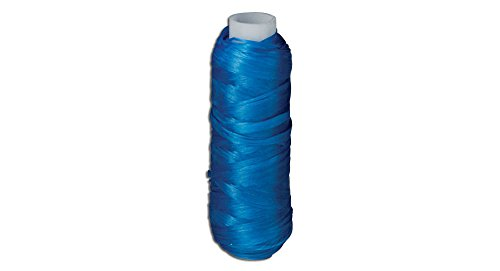 Tandy Leather Flat Artificial Sinew 20 yds (18.3 m) Blue 3609-08