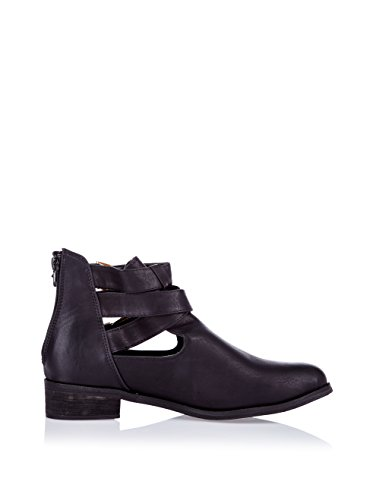 Milan Bottines pour femme Style dimensions  Black Like 38 0 ZOwqz544x