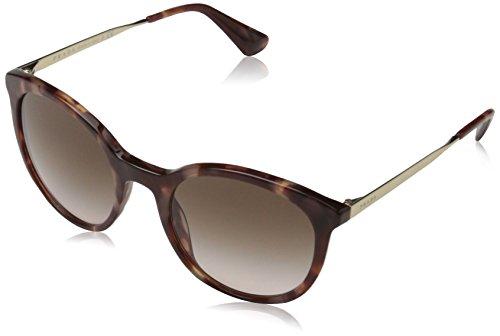 Prada Sonnenbrille CINEMA (PR 17SS) Spotted Brown Pink
