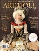 Art Doll Quarterly November December January 2017