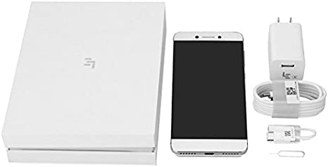 Letv LeEco Le X950 Android 6.0 Smartphone 6GB+128GB Quad Core Dual SIM 4G Silver: Amazon.es: Electrónica