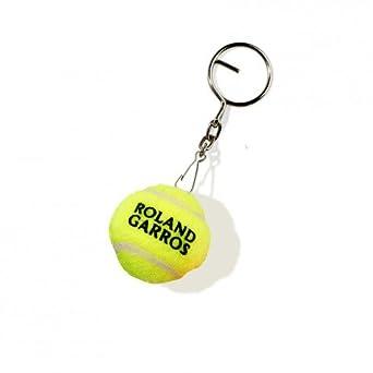 Mini llavero de pelota de tenis Babolat Roland-Garros ...