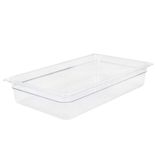 Excellante 849851006942 Deep Polycarbonate Food Pan, 4