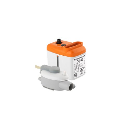 Sauermann SI-33 Mini Condensate Removal Pump for Air Conditioners, 5.6 Ton to 8.4 Tons