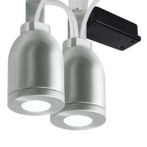 Ecolite 2-Light LED Lighting Kit for Home / Soffit / Landscape