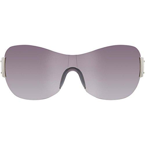 Guess Femmes Lunettes de soleil Noir/Blanc GU7304-WHT-3F