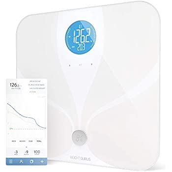 Amazon.com: Greater Goods Smart Connected Body Fat Bathroom ...