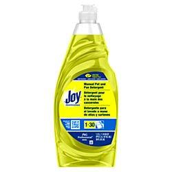 P&G Joy Dish Washing Soap - Liquid Solution - 38 fl oz (1.2 quart) - Lemon Scent