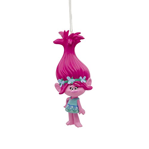 Hallmark DreamWorks Trolls Poppy Christmas Ornaments ()