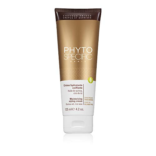 PHYTO SPECIFIC BOTANICAL MOISTURIZING STYLING CREAM For Curly, Coiled, Relaxed Hair | Ultra-Hydrating, Restores Shine, Smoothens & Conditions Hair, Soft Touchable Look, Anti-Frizz, Reduces Breakage