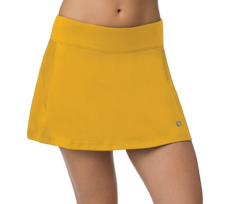 Falda Tenis Gold A Core Dorado team Mujer De Fila Para Line qtAqX