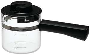 Capresso 4440 10-Cup Stainless Carafe for Capresso MT-500