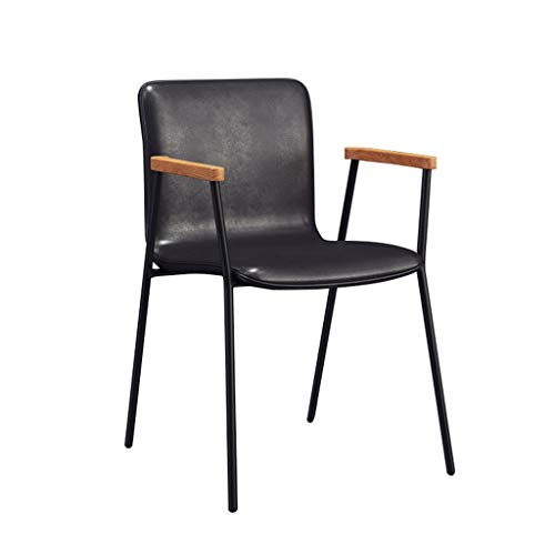 Wondrous Amazon Com Nllpz Stool Dining Chairs With Wood Armrest Squirreltailoven Fun Painted Chair Ideas Images Squirreltailovenorg