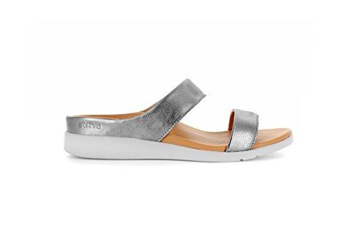 Sandalo Metallico Sforzano Elegante Faro Stagno Calzature Ortesi atqqx4Fvw