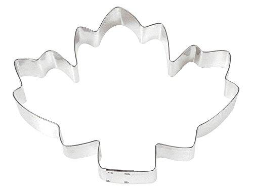 Fox Run 3407 Maple Leaf Cookie Cutter, 3-Inch, Stainless Steel