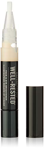 bareMinerals Well Rested Eye & Face Brightener, 0.10 Ounce (Bareminerals Stroke Of Light Eye Brightener Luminous 2)