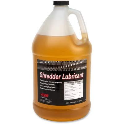 HSM Shredder Lubricant, 4 Quart, HSM315