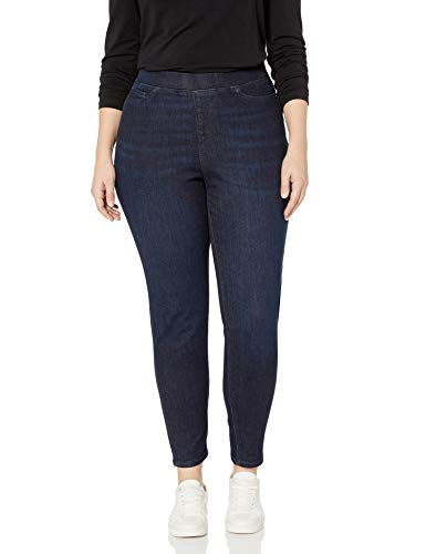 Amazon Essentials Women's Plus Size Pull-on Skinny Jegging