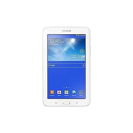 Samsung Galaxy Tab 3 Lite Wi-Fi T113 Android 8 GB White – Tablets (Mini-Tablet, IEEE 802.11 N, Android, Tablet, Android, Weiß