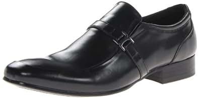 Kenneth Cole Unlisted Men's Invert Slip-On Loafer,Black,7 M US