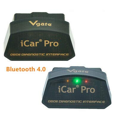 OBD2 OBDII Super Power Saving Vgate iCar Pro Bluetooth Interface Works on Android Torque and Over 10 Apps