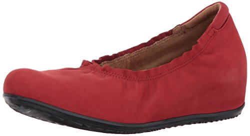 Flat 11 Softwalk M Wish Black Women's US Red IEIqRwBxrH