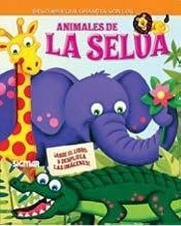 Animales de la selva / Jungle animals (Que Grandes! / How Big!)