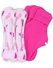 FOMI Hemorrhoid and Perineal Clay Ice Packs | 2 Reusable Packs, 3 Washable Sleeves | Pregnancy and Postpartum Cold Therapy Compress for Vaginal and Groin Pain Relief | Flexible, Freezable Wrap